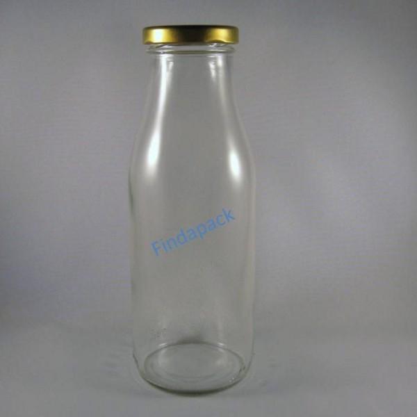 bouteilles en verre 500 ml avec couvercle dor findapack livraison 3 jours ouvr s france. Black Bedroom Furniture Sets. Home Design Ideas