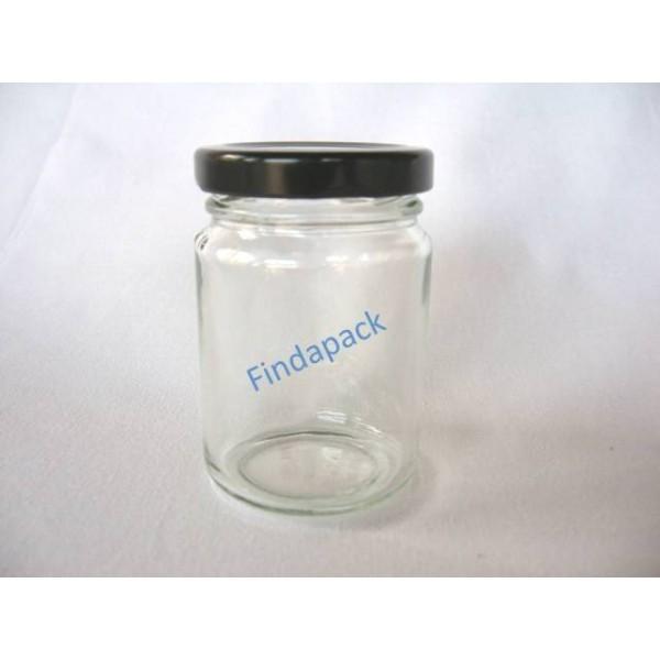Petit pot confiture pas cher petit bocal en verre avec couvercle orange cm pas cher ml petit - Pot de confiture vide pas cher ...